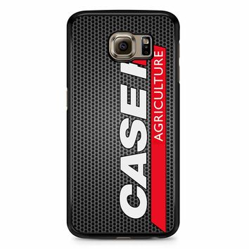 Case Ih Agriculture Carbon Plate Samsung Galaxy S6 Edge Plus Case