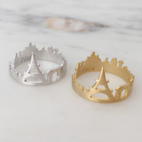 Cityscape Paris Ring