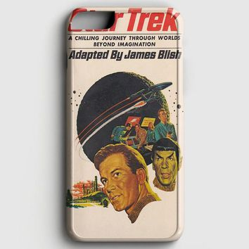 Vintage Star Trek Paperback Cover Art iPhone 6 Plus/6S Plus Case | casescraft