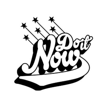 Do it Now Tattoo Set