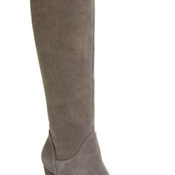 DCCK8X2 UGG? 'Ava' Tall Water Resistant Suede Boot (Women) | Nordstrom