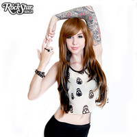 RockStar Wigs®  Downtown Girl™ Collection - Light Brown & Black -00152