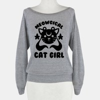 Meowgical Cat Girl
