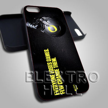 everyone loses game nike - iPhone 4/4s/5 Case - Samsung Galaxy S3/S4 Case - Black or White
