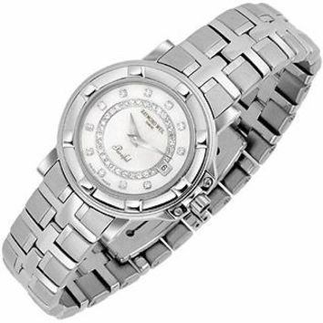 Raymond Weil Designer Women's Watches Parsifal - Ladies' Diamond River and Mother of Pearl Date Watch