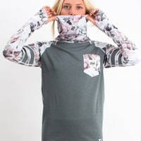 Eivy Icecold Top Raglan | Bloom | GetInspired.no