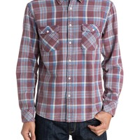 Tang Titan Long Sleeve Modern Fit Shirt 888701389613 - Quiksilver