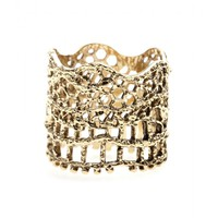 aurélie bidermann - vintage lace gold-plated ring