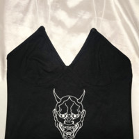 SWEET LORD O'MIGHTY! HANNYA SKINNY TANK