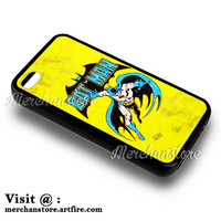 Vintage Batman iPhone 4 or 4S Case Cover