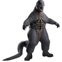 Godzilla Deluxe Adult Inflatable Costume