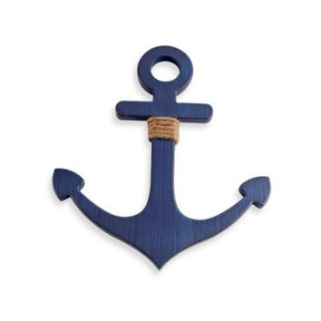 Wendy Bellissimo™ Mix & Match Anchor Wall Décor in Navy