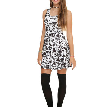 Disney Alice In Wonderland Icons Dress