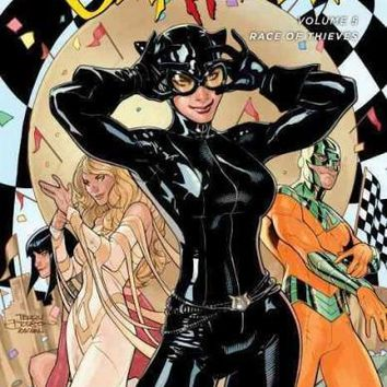 Catwoman 5: Race of Thieves (Catwoman): Catwoman: The New 52 (Catwoman)