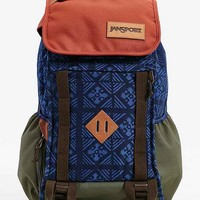 JanSport Iron Sight Print Backpack