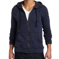 Joe's Jeans Men's Sweatshirt Terry Hoody, Indigo, X-Large