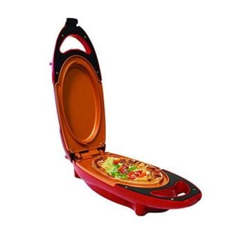 Red Copper Pan 5 Minute Non Stick Cookware As Seen On Tv