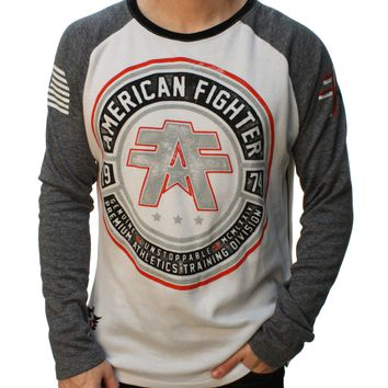American Fighter Men's Cumberland Long Sleeve Thermal Shirt