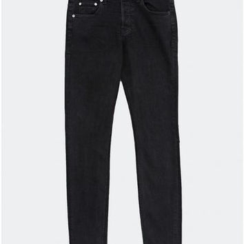 Ksubi Chitch Washed Black