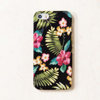 Multicolor Tropical Beach Summer iPhone 5C/S/5 Case