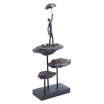 A11263 Flying Figurine Bronze