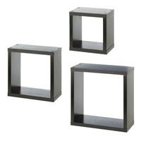 5SQUARE FLOATING WALL CUBES