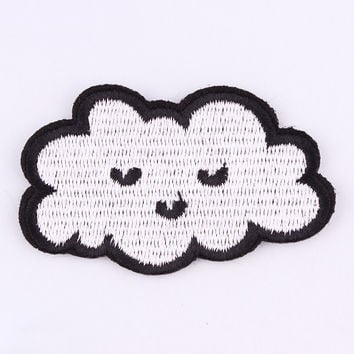 Sew on Iron on Embroidery Badge Lovely Animal Patches Cloth Garment Accessories