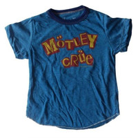 Rowdy Sprout Motley Crue Infant Vintage Tee Shirt