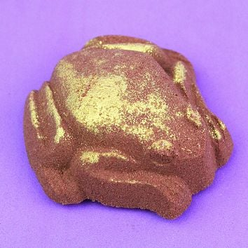 Magic Chocolate Frog Bath Bomb