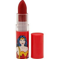 Wonder Woman Lipstick - Heroine (Red) 0.13 oz / 3.8 g