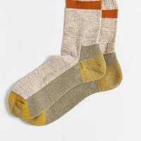 OCTAVE Wool Pile Crew Sock-