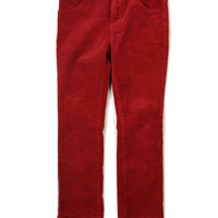 Appaman Skinny Corduroy Pants - Maroon - FINAL SALE