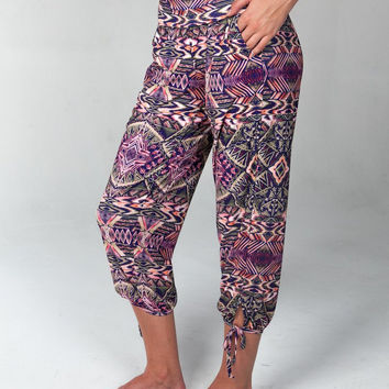 Gypsy Pant - Tropical Rainforest