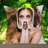 Lady GaGa for Pillowcases