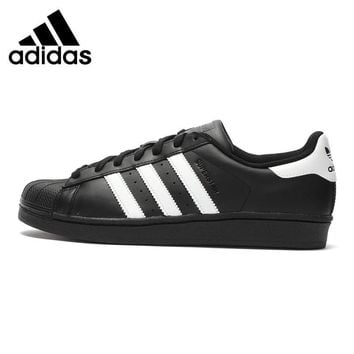 PEAPON Original New Arrival 2017 Adidas Originals Superstar Unisex Skateboarding Shoes Sneakers