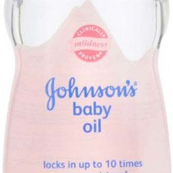 Johnson's Baby Oil - Fresh Scent - 14 oz