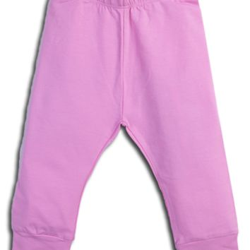 Baby Organic Cuffster Pants - Pink
