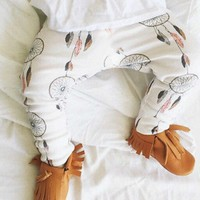 Dream Catcher Leggings, Boho Leggings