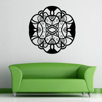 Vinyl Wall Decal Sticker Abstract Kaleidoscope #OS_MB1170