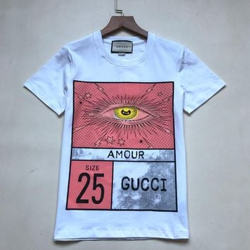 Gucci Fashion Women T-shirt