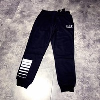 Emporio Armani EA7 Fashion Casual Pants Trousers