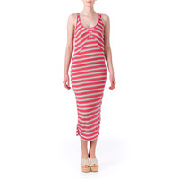 Marc by Marc Jacobs Womens Jersey Sleeveless Maxi Dress