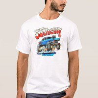 57 Chevy heavy chevy T-Shirt