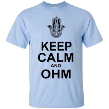 KEEP CALM AND OHM