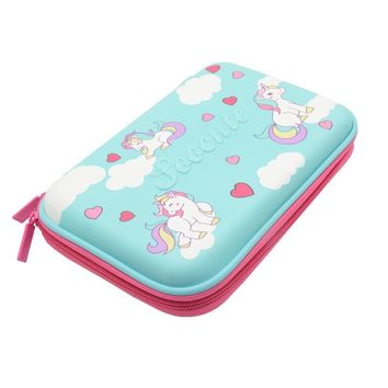 unicorn pencil case Kawaii estuche escolar Boutique kalem kutusu school supplies trousse scolaire stylo pencilcase pen case