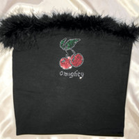SWEET LORD O'MIGHTY! CHERRY BABY FUR TUBE