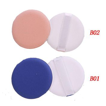 Women Makeup Face Powder Puff Cosmetic Makeup Soft Sponge cotton beauty tool Foundation Make Up P4