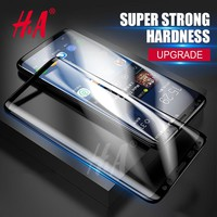 9H 3D Full Curved Screen Protector Tempered Glass For Samsung Galaxy S8 S8 Plus Tempered Glass For Samsung S8 Plus Glass