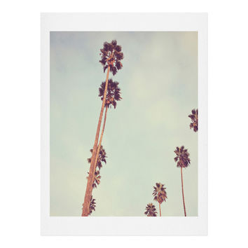 Catherine McDonald Streets Of Los Angeles Art Print