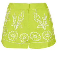 Embroidered Shorts - New In This Week  - New In